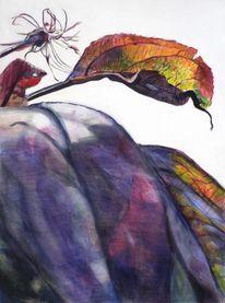 Henshouse, Acrylmalerei, 2011, Malerei