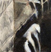 Mdf, Quadrat, Henshouse, Acrylmalerei
