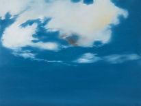 Himmel, Realismus, Malerei, Ölmalerei