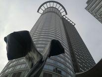 Stütze, Frankfurt am main, Bahnhofviertel, Bankenviertel