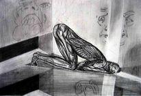 Tetraeder, Zeichnungen