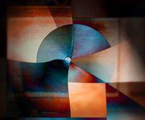 Abstrakt, Digital, Digitale kunst, Indoor