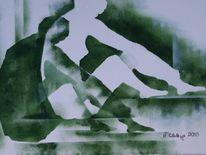 Figur, Chablone, Expressionismus, Person