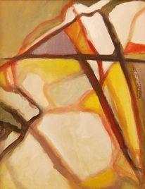 Abstrakter expressionismus, Malerei, Dach