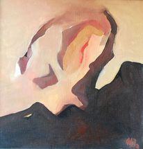 Abstrakter expressionismus, Ölmalerei, Malerei, Abstrakt
