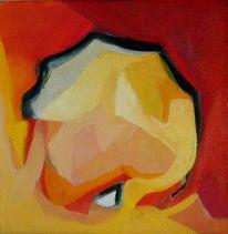 Abstrakter expressionismus, Romanze, Feucht, Ölmalerei