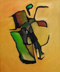 Freestyle, Feucht, Abstrakter expressionismus, Malerei