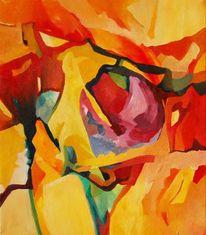 Glaube, Abstrakter expressionismus, Rede, Ölmalerei