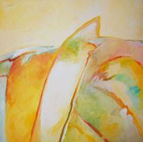 Birotic, Abstrakter expressionismus, Ölmalerei, Malerei