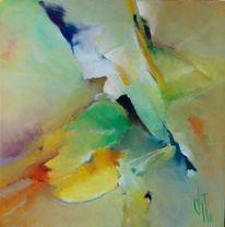 Birotic art, Licht, Romanze, Abstrakter expressionismus