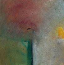 Abstrakter expressionismus, Malerei, Sommer
