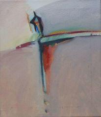 Ölmalerei, Abstrakter expressionismus, Birotic art, Malerei