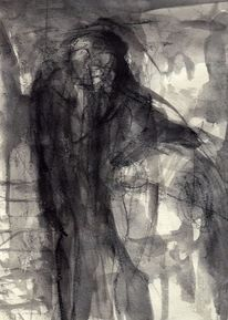 Nacht, Surreal, Abstrakt, Figural
