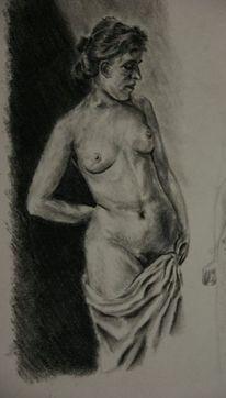 Frau, Körper, Lust am schaffen, Viktringer kreis