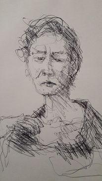 Emotion, Frau, Unterhaltung, Zeichnungen
