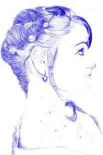 Frisur, Stehen, Kreativ, Model