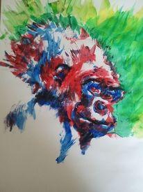 Malerei, Zoo