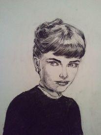 Zeichnungen, Portrait, Shirt