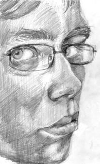 Zeichnungen, Spiegelbild