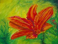 Malerei, Blüte