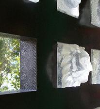 Fusing, Glasdesign, Objekt, Schmelzen