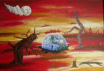 Erde, Tod, Geist, Baum