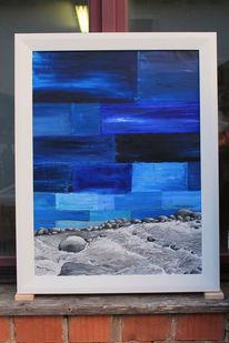 Acrylmalerei, Deutsch, Zeitgenössische kunst, David weiss