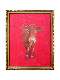 Milan art, Kuh kunst, Kuh, Freiwerk