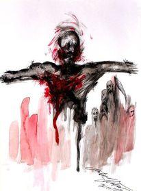 Schmerz, Menschenwürde, Leid, Individuum