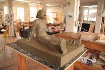 Skulptur, Theater, Figur, Menschen