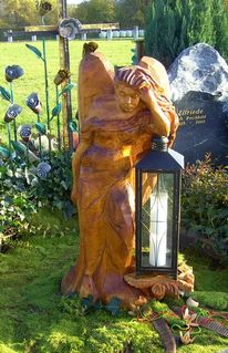 Angel, Schnitzkunst, Lärche, Mythologie engel esoterik graziel rose rosen