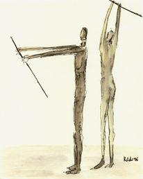 Franz kafka, Prozess, Zeichnungen