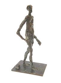 Bronze, Kleinbronze, Plastik, Skulptur