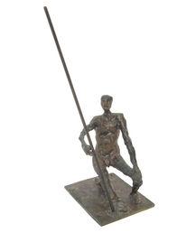 Kleinbronze, Plastik, Skulptur, Bronze