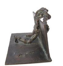 Skulptur, Bronze, Kleinbronze, Plastik