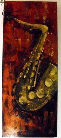 Musik, Saxofon, Blues, Jazz