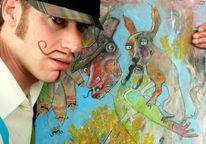 Zeichnung, Farben, Kultur, Expressionismus