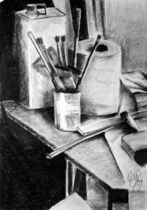 Zeichnungen, Atelier