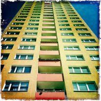 Fotografie, Haus, Architektur, Leben