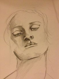 Skizze proportionsübung, Zeichnungen