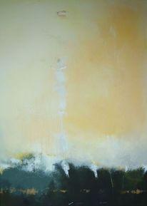 Malerei, Abstrakt, Schutzengel