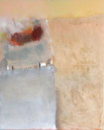 Collage, Schonzeit, Malerei,