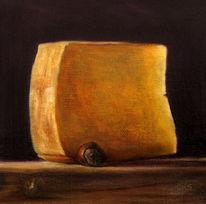 Lebensmittel, Käse, Realismus, Essen