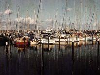 See, Yachthafen, Damm, Hafen