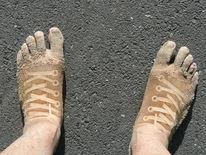 Asphalt, Overlap, Schuhe, Fuß