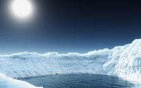 Erde, Schnee, Kälte, Arktis