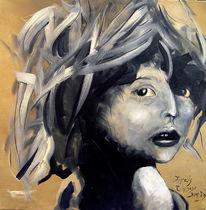 Malerei, Figural, Gesellschaft,