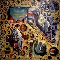 Malerei, 2012,
