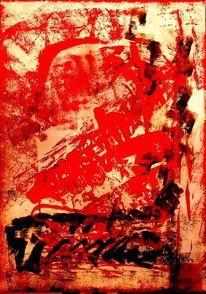 Kupferrose, Alter, Genuss, Malerei