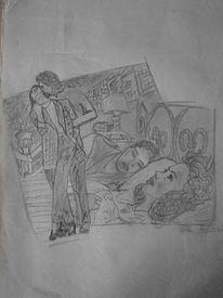 Zeichnungen, Sehnsucht